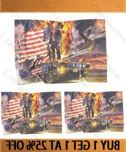 3PCS Trump 2020 Re-Election Flag 3x5' TANK Keep America Grea