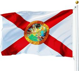 3x5 State of Florida Flag 3'x5' House Banner Polyester Premi