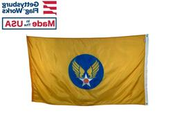 Army Air Corps Hap Arnold Flag - Size 3x5' - Durable All-Wea
