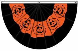 3X5 Halloween Bunting Flag 5x3 Party Decoration Haunted Jack