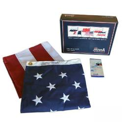 Home & Kitchen Features Model 2710 American Flag 3x5 Ft. Tou