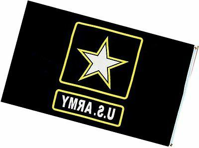 army new style military flag 3 foot