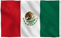 New 3'x5' Polyester MEXICO FLAG Mexican Country Outdoor